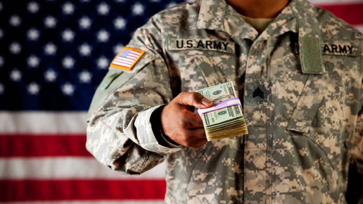 Military Pay Chart 2021 - Military - Zrivo
