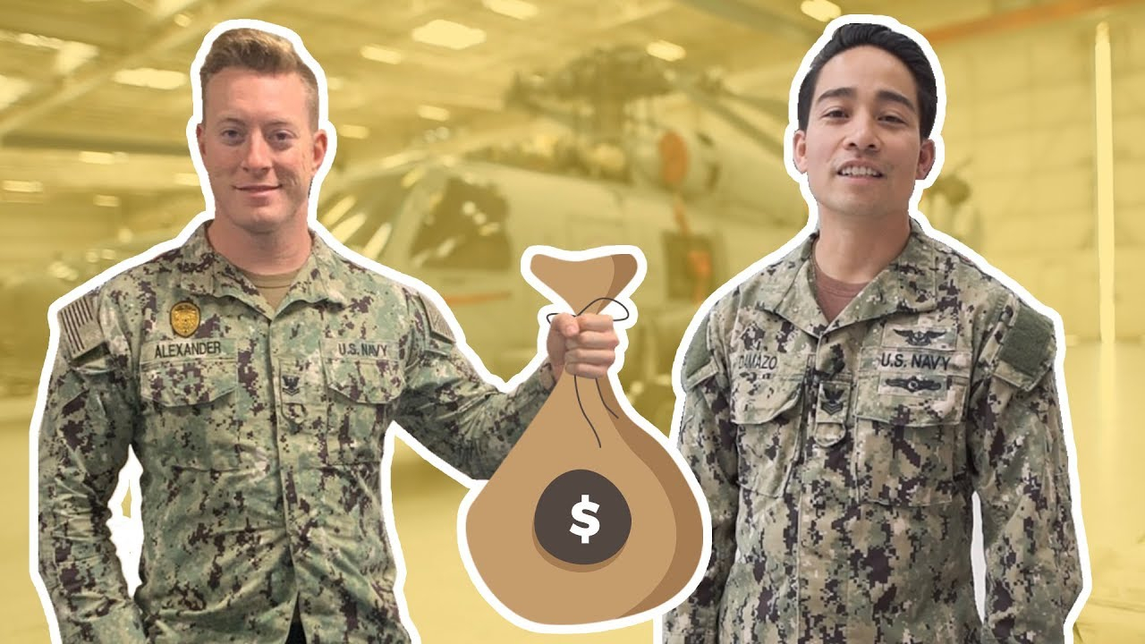 Military Pay Chart And Benefits 2021   Basic Explanation